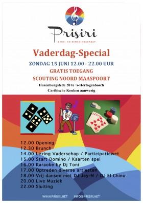 Vaderdag-Special Zondag 15 Juni