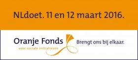 NL Doet 12 maart: Verwendag met Cello-bewoners van de Noorderkroon